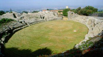 anfiteatro albano laziale