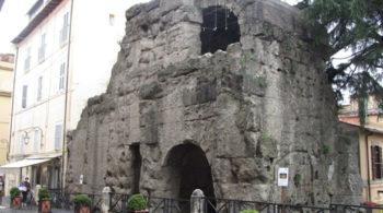 porta pretoria e porta principalis